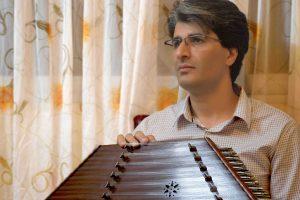 تکنوازی سنتور  در دشتی  ۲ . محسن غلامی